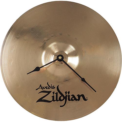 Une Cymbale Zildjian Qui Donne L'heure
