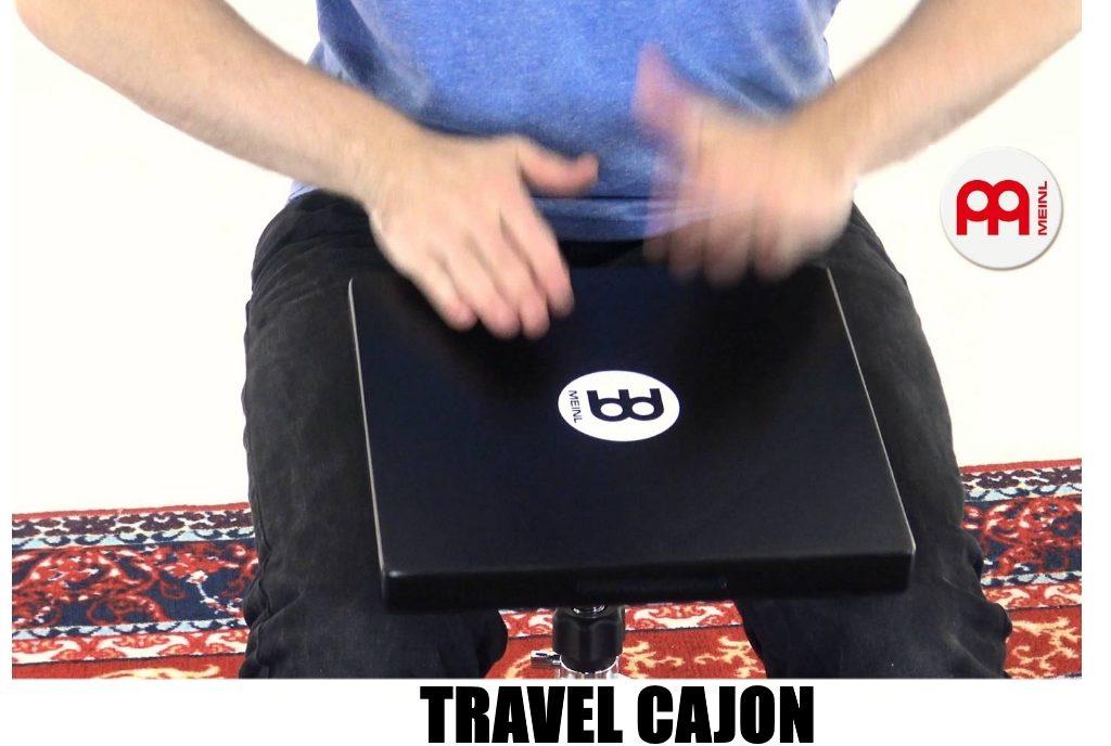 Un Cajón De Voyage (percussion)