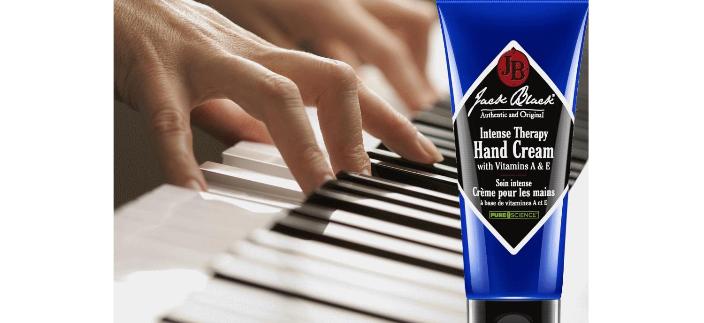 Un Baume Magique Pour Mains De Pianistes