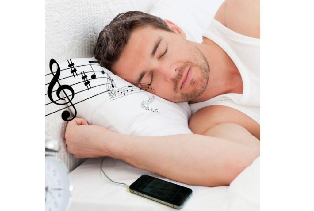 Un Oreiller Musical Pour Dormir Sur Un Nuage De Musique