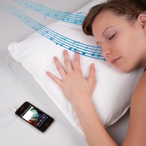 Un oreiller musical pour dormir sur un nuage de musique – Cadeaux ...