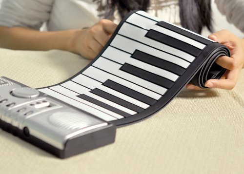Piano Qui S'enroule à Offrir