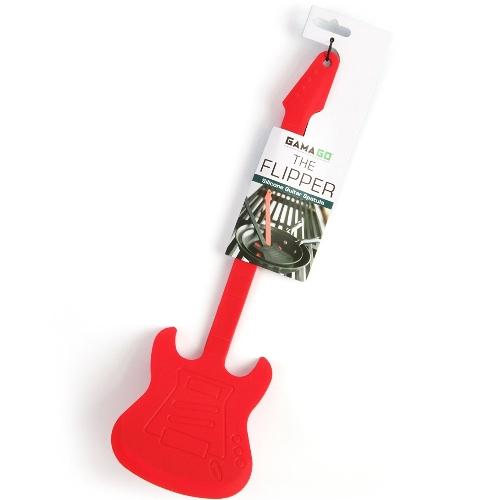 une spatule de cuisine en forme de guitare cadeaux pour. Black Bedroom Furniture Sets. Home Design Ideas
