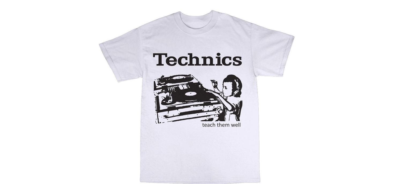 Un T-shirt Pour DJ (plusieurs Modèles)