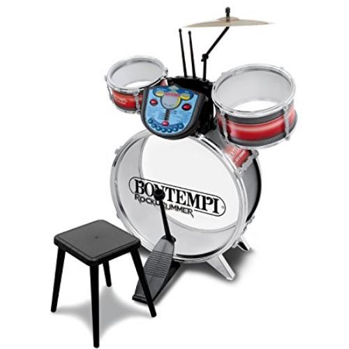 une batterie rock drummer enfant de 3 5 ans cadeaux. Black Bedroom Furniture Sets. Home Design Ideas
