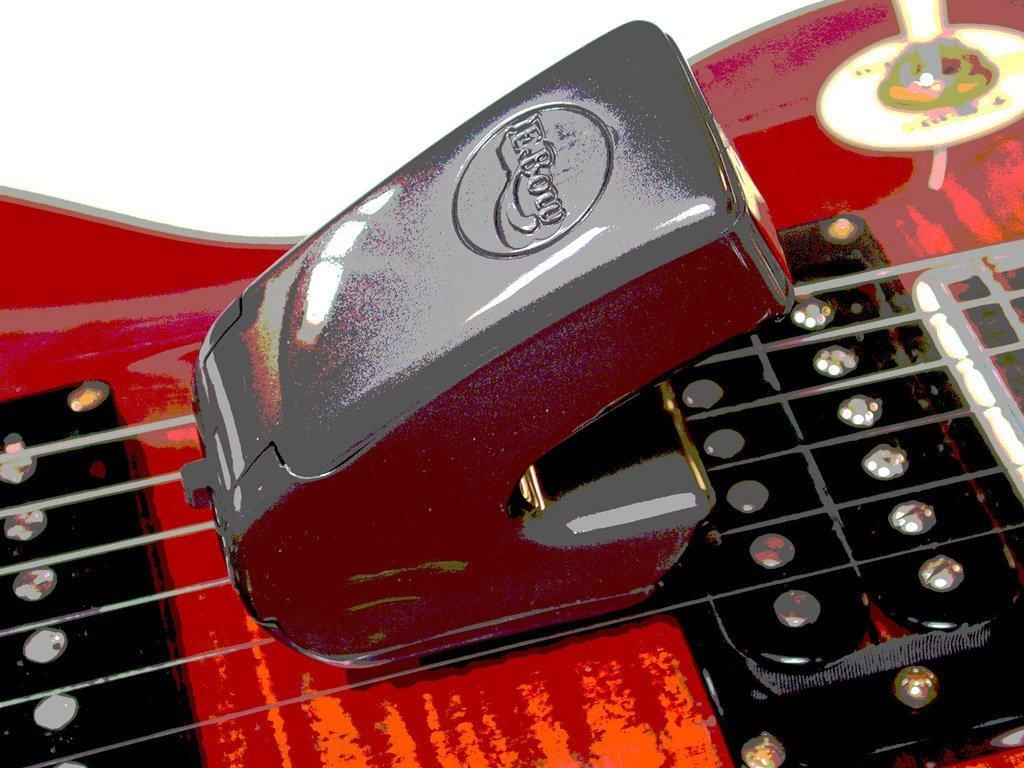 Un Archet électronique Pour Transformer Le Son De Sa Guitare