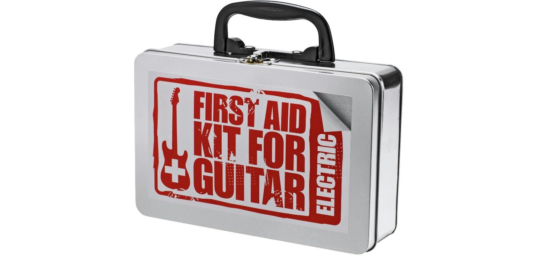 Un Kit «Premiers Secours» Pour Guitariste