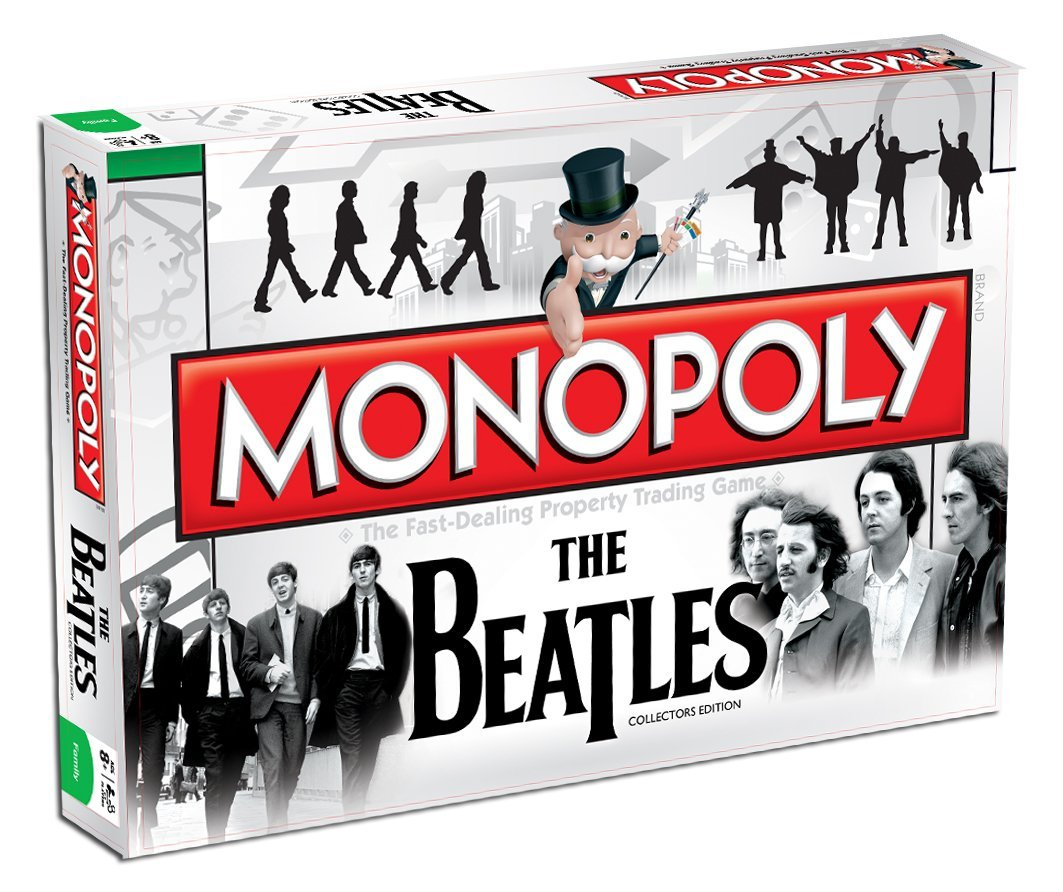 Un Monopoly Version Beatles