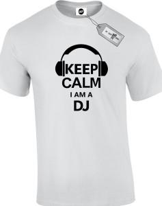 T SHIRT DJ