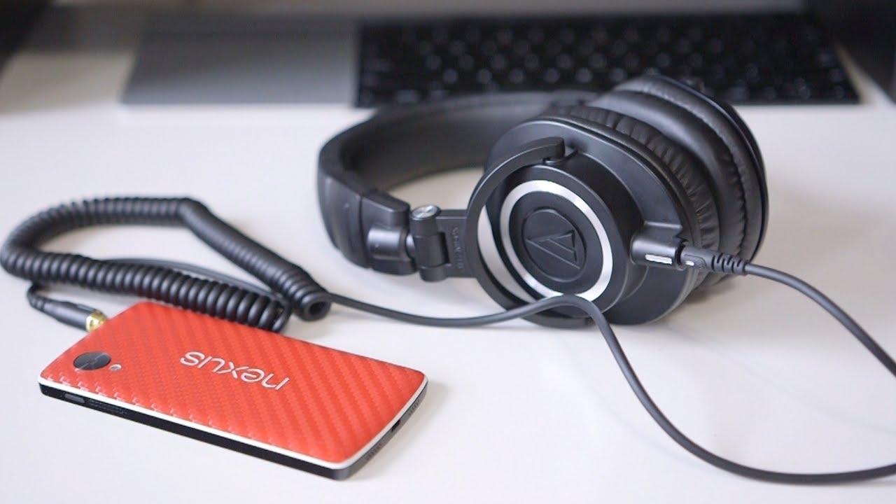 Un Casque Audio-Technica Qui Vous Fera Oublier Les Beats Et Marshall
