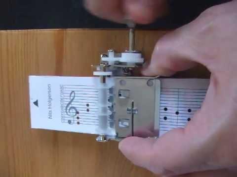 Très Une boite à musique à faire soi-même – Cadeaux pour Musiciens AA95