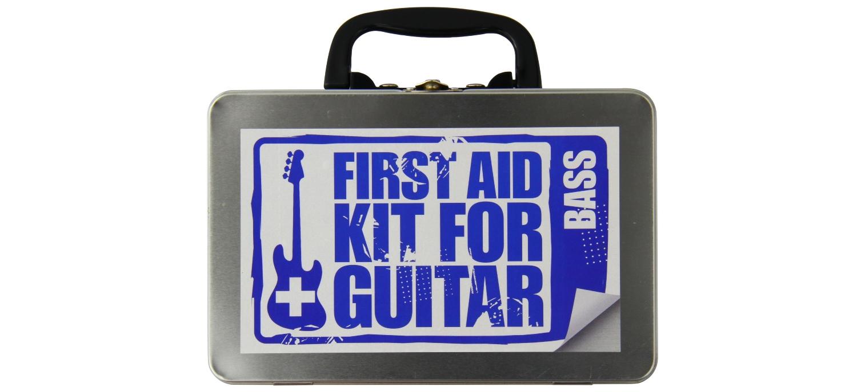 Un Kit «premiers Secours» Pour Bassiste