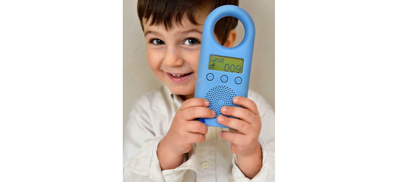 Un Lecteur MP3 Pour Bébés Et Enfants