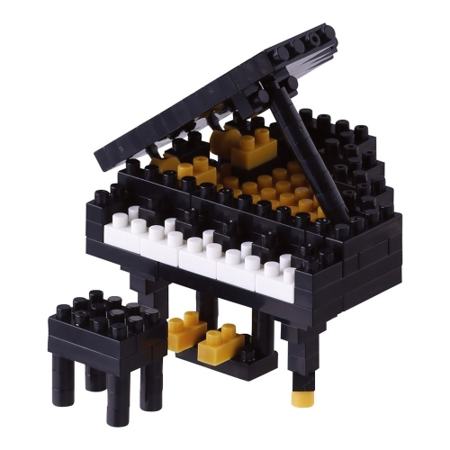 NANOBLOCK PIANO A QUEUE