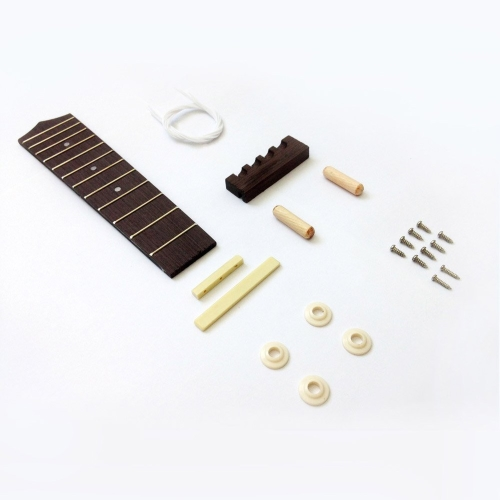 un ukulele en kit fabriquer cadeaux pour musiciens. Black Bedroom Furniture Sets. Home Design Ideas