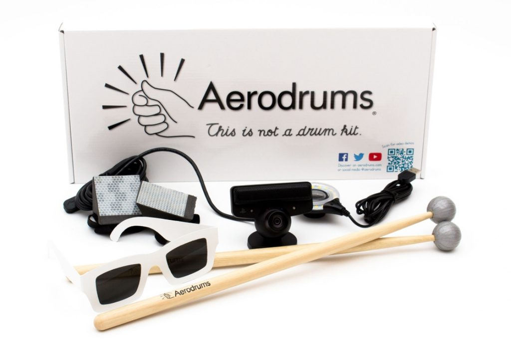 Des Aerodrums Ultra Pro Pour Faire De La Air-Batterie !
