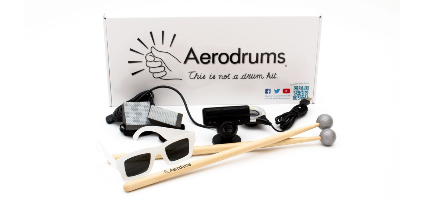 Des Aerodrums Ultra Pro Pour Faire De La Air-Batterie !