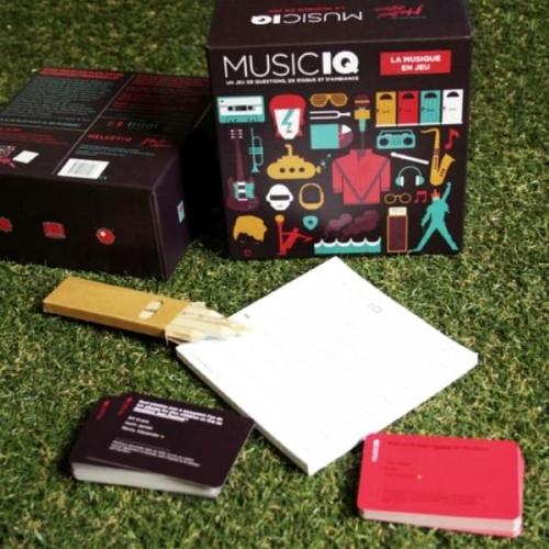 MUSIC IQ-JEU DE SOCIETE MUSIQUE