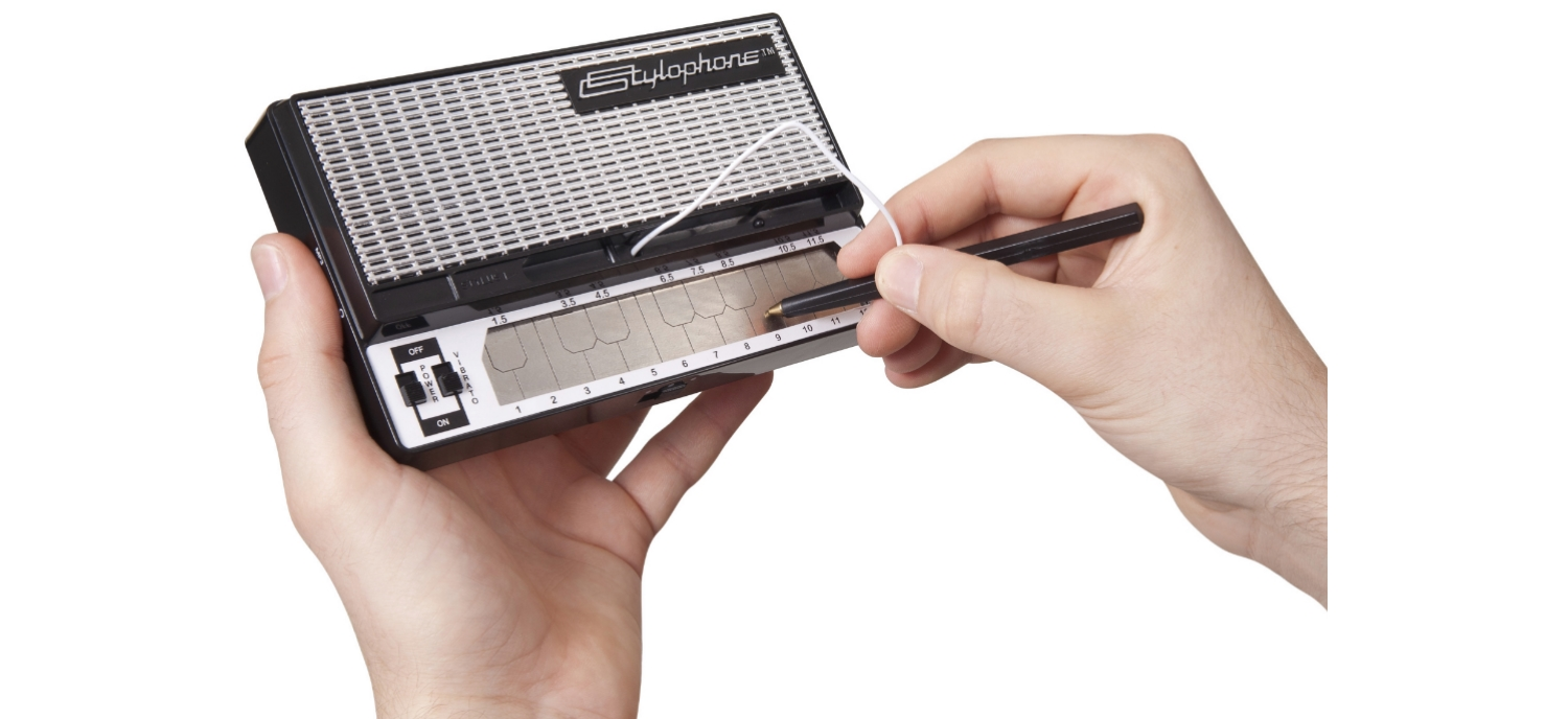 A Stylophone, Mini Vintage Keyboard!