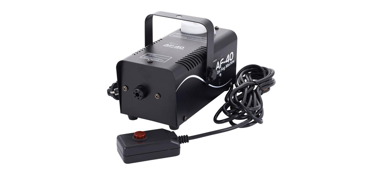 Machine à Brouillard Stairville AF-40 Mini Fog Machine