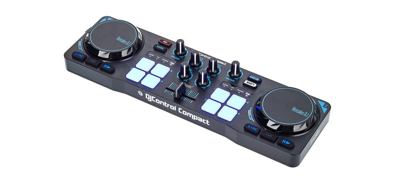 Contrôleur DJ Hercules DJ Control Compact