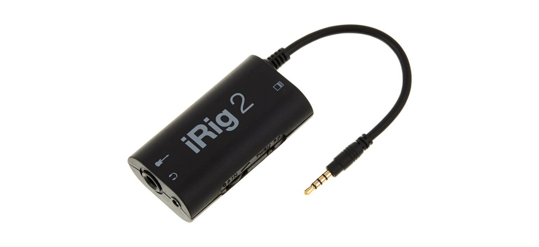 IK Multimedia IRig2