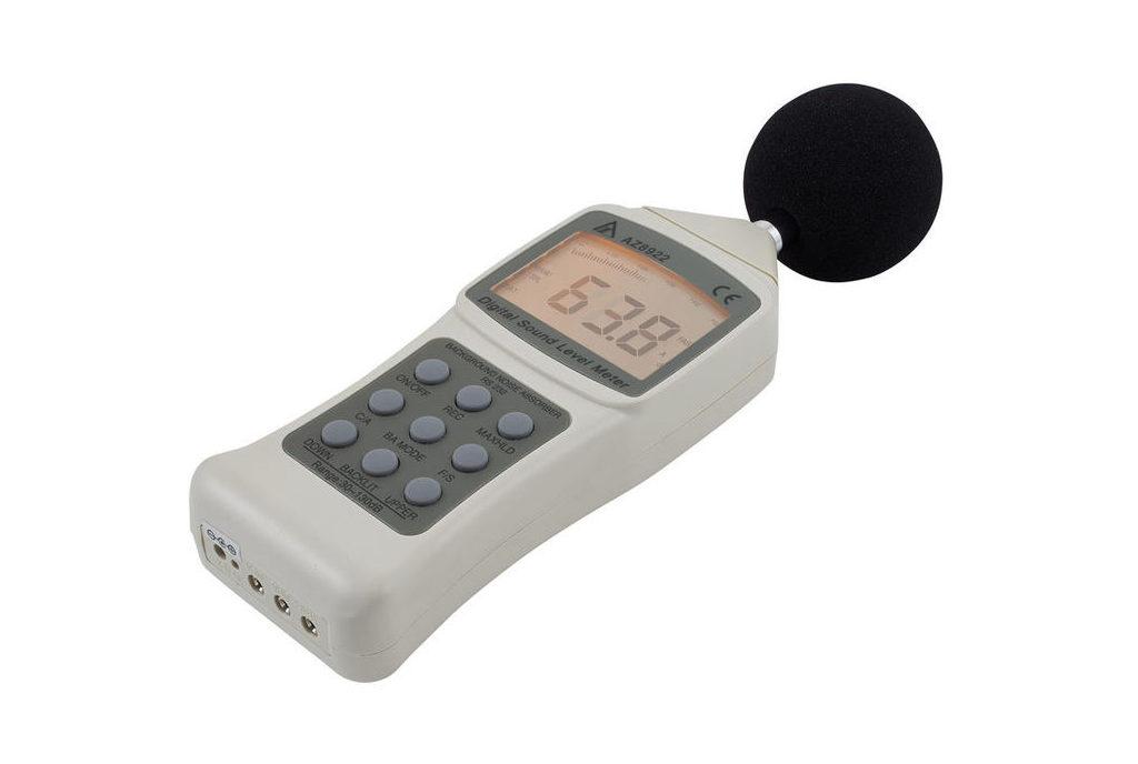Sonomètre Digital Sound 8922