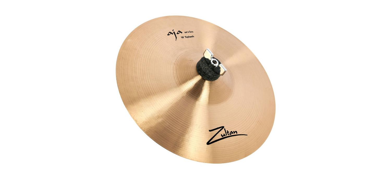 Cymbale Splash 10 Pouces